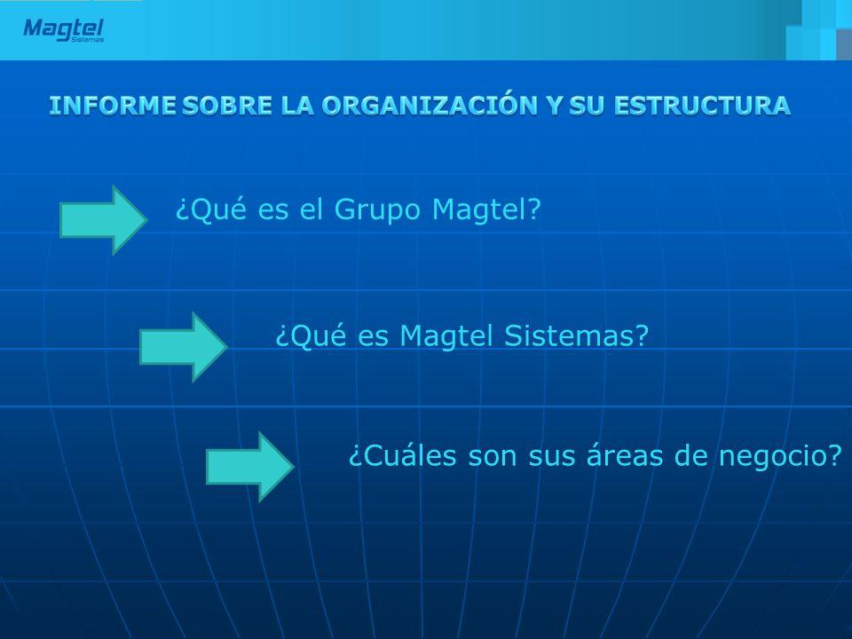 ¿Qué es Magtel Sistemas