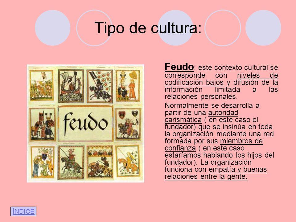 Tipo de cultura: