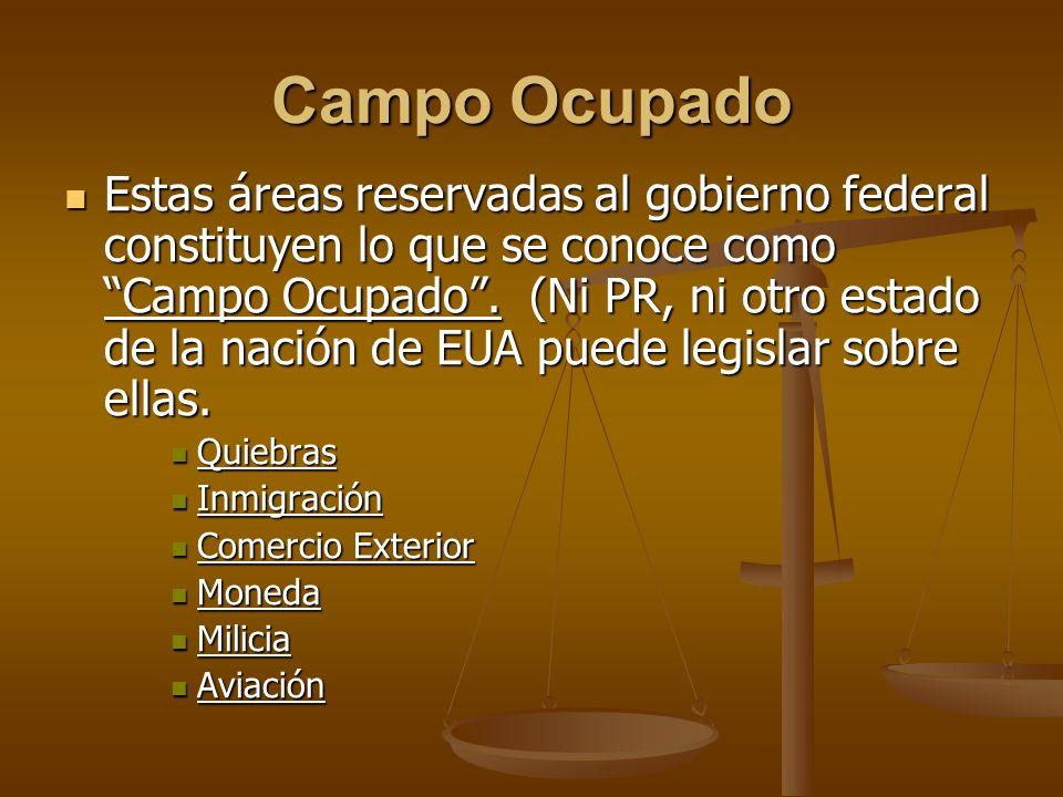 Campo Ocupado