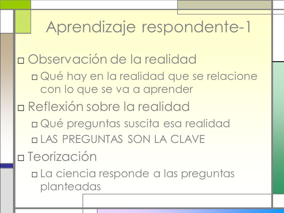 Aprendizaje respondente-1