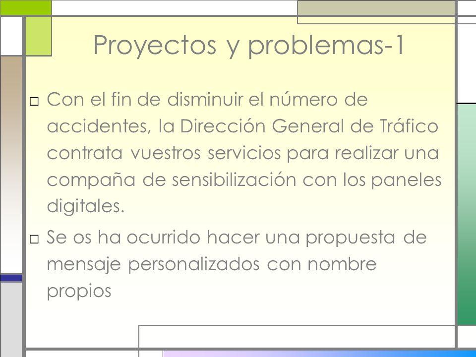 Proyectos y problemas-1