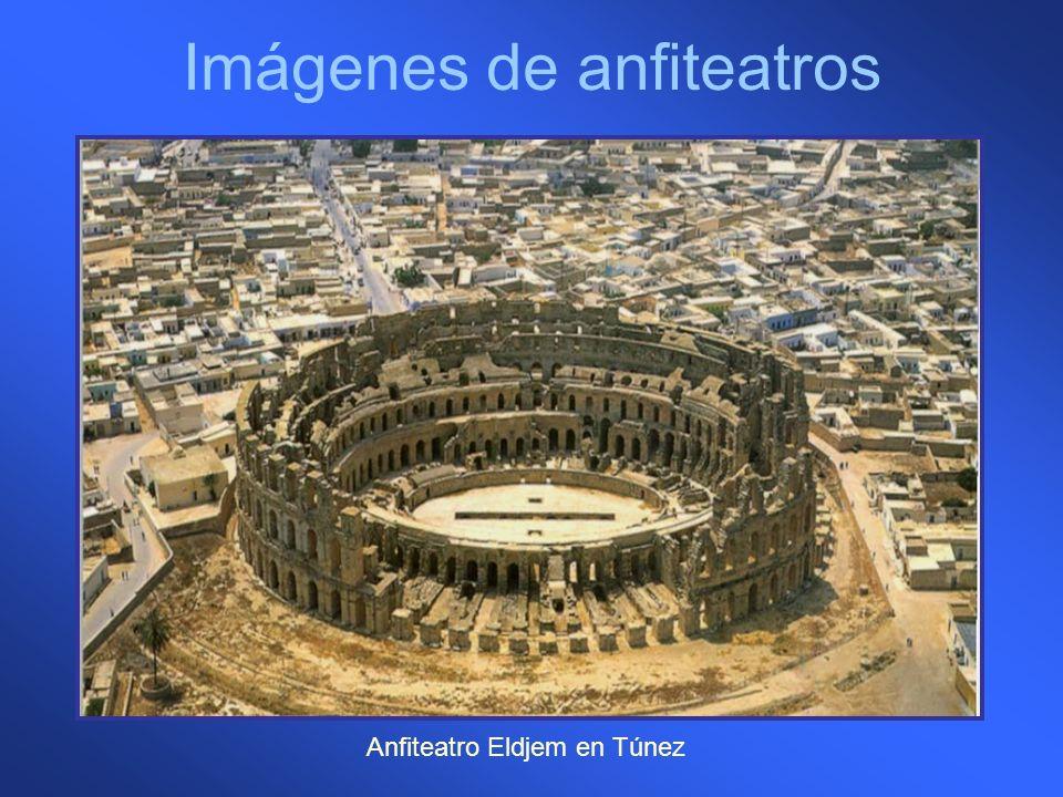 Imágenes de anfiteatros