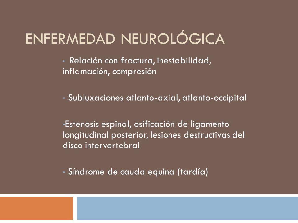 Enfermedad neurológica