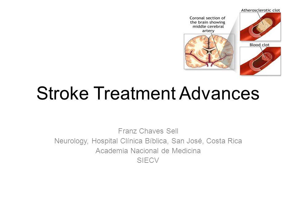 Stroke Treatment Advances