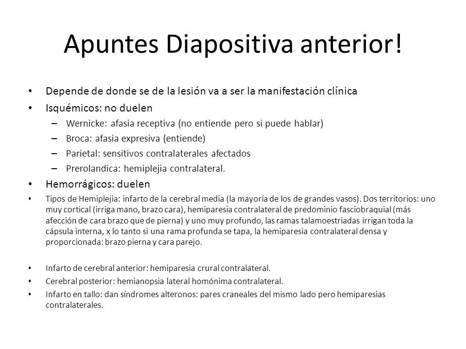 Apuntes Diapositiva anterior!