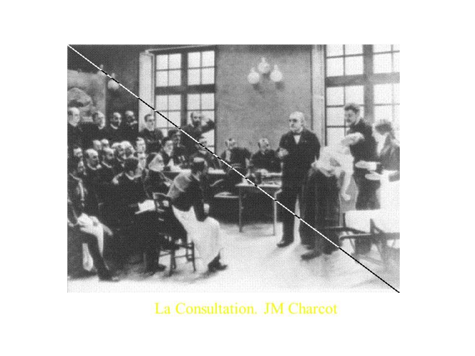 La Consultation. JM Charcot