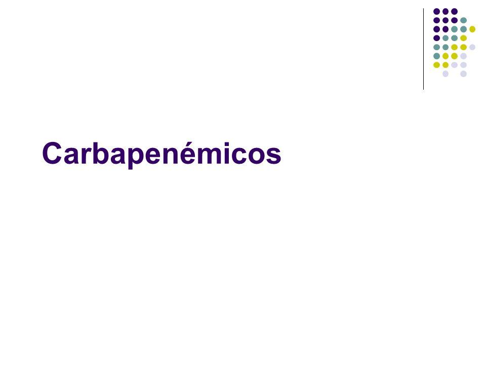 Carbapenémicos