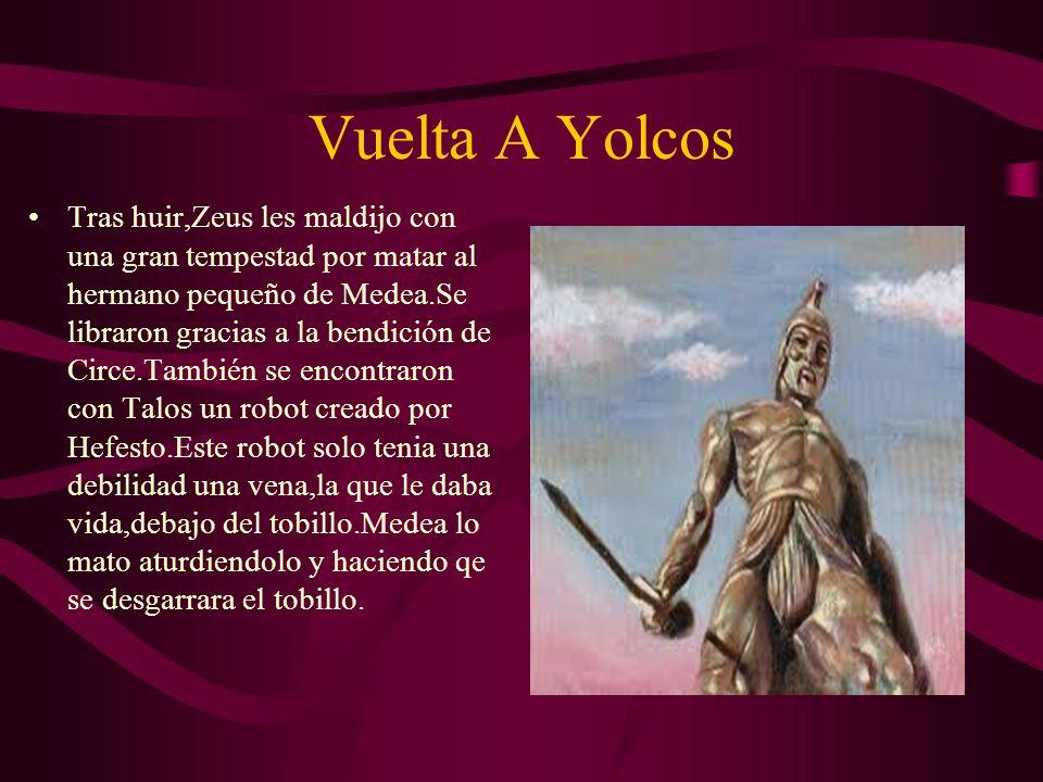 Vuelta A Yolcos