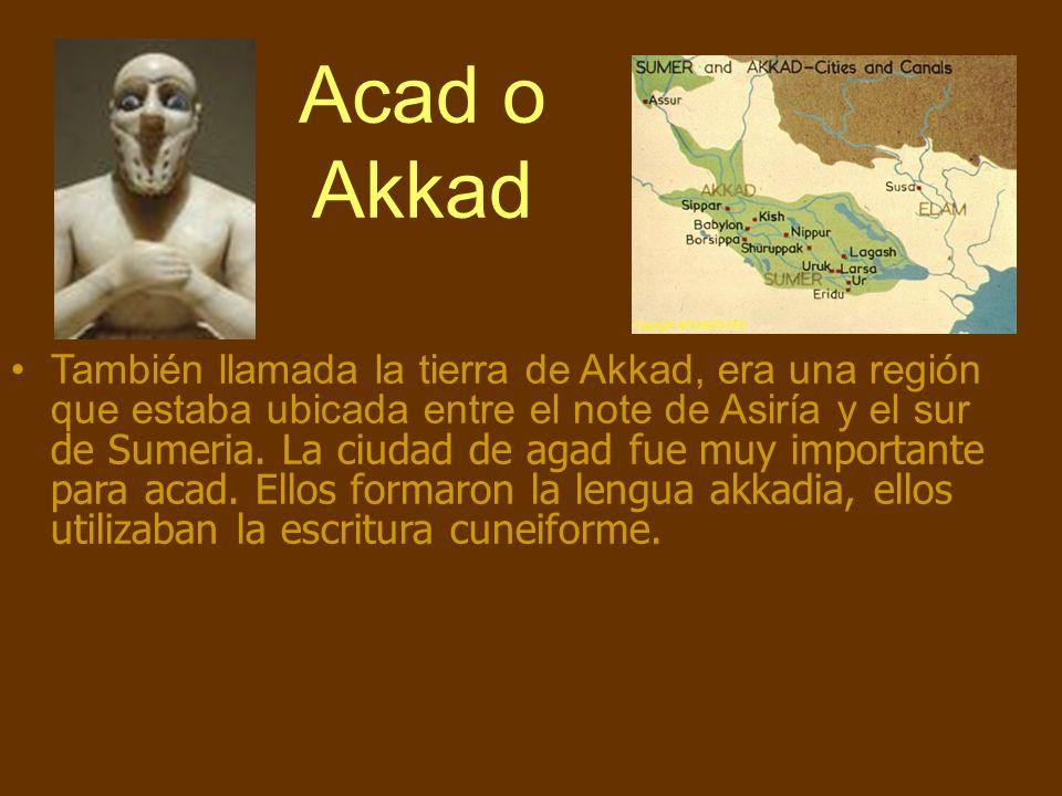 Acad o Akkad