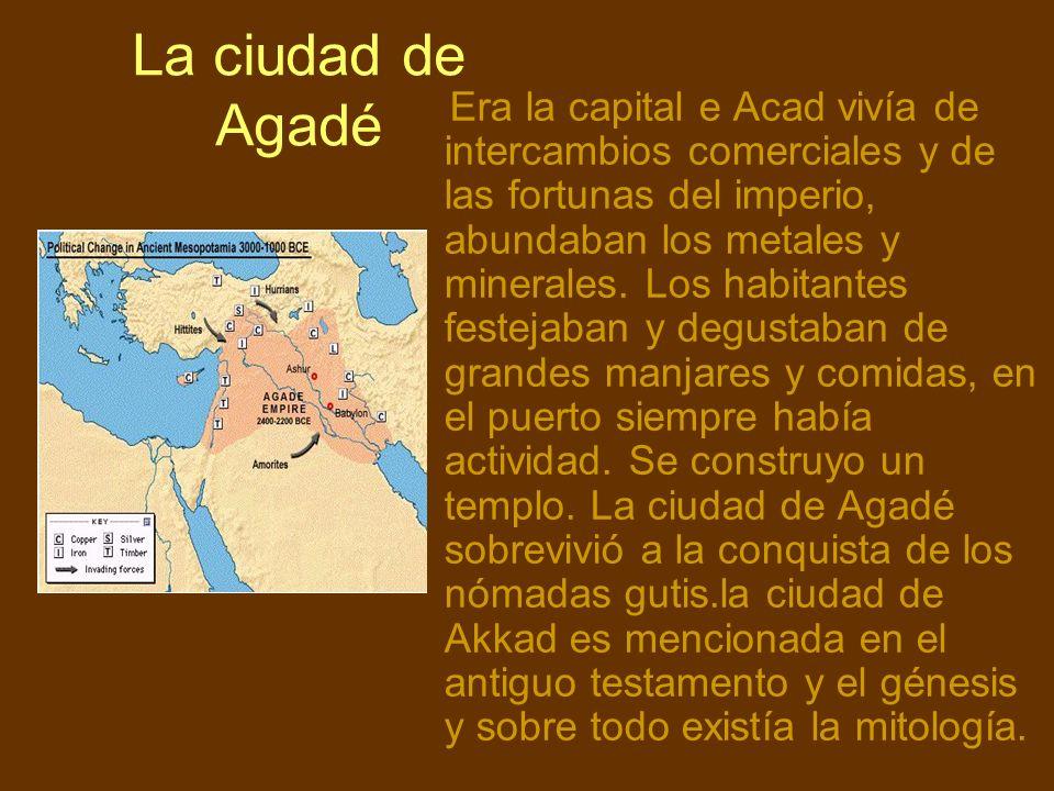 La ciudad de Agadé