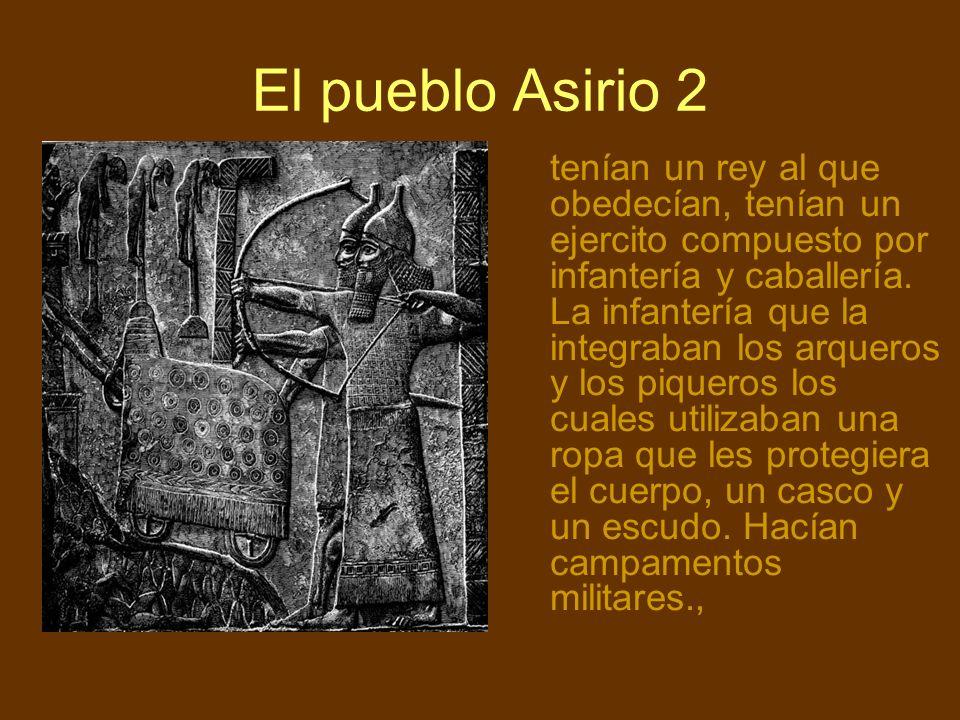 El pueblo Asirio 2