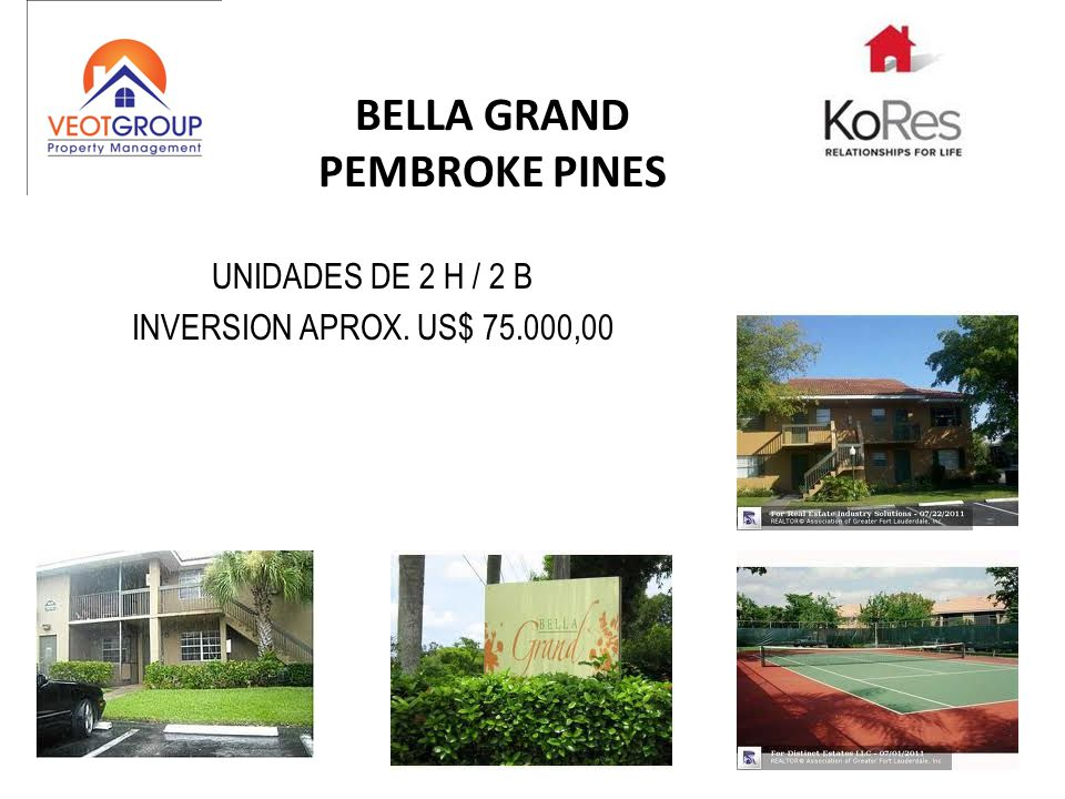BELLA GRAND PEMBROKE PINES