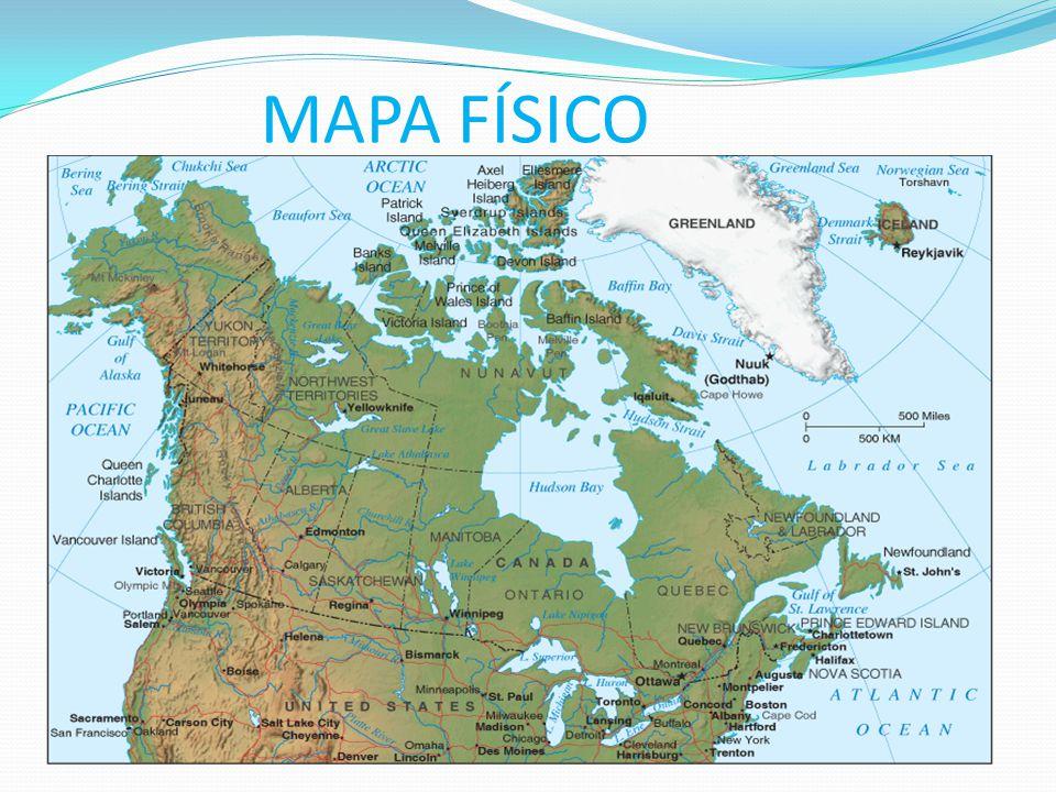 Canada Cataratas Del Niagara Mapa.Cataratas Del Niagara Mapa Fisico Cita De Medico Por Internet