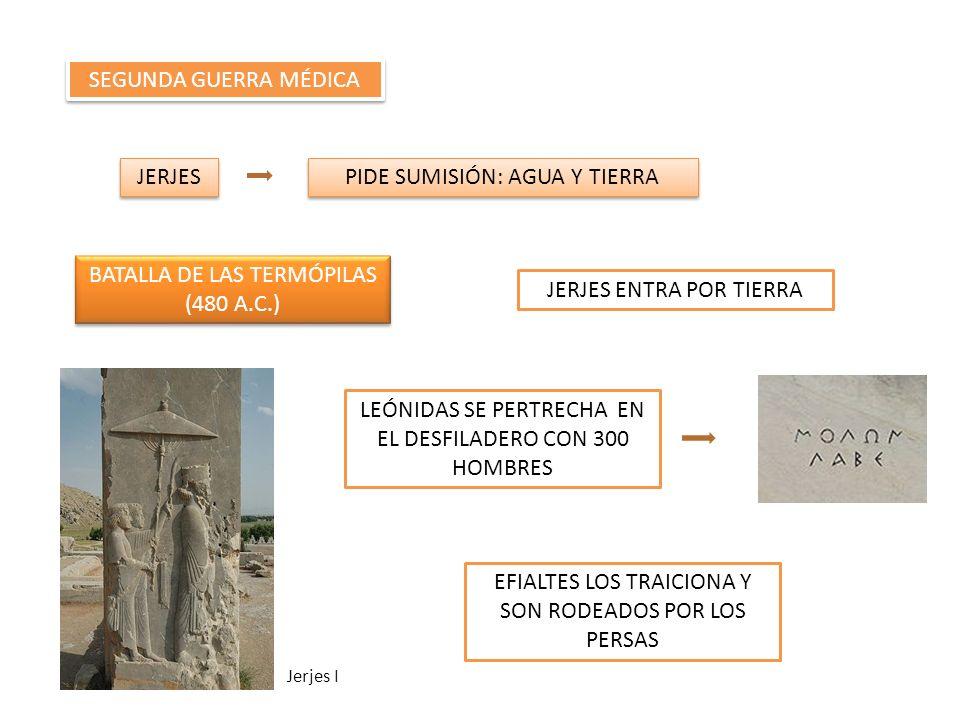 PIDE SUMISIÓN: AGUA Y TIERRA