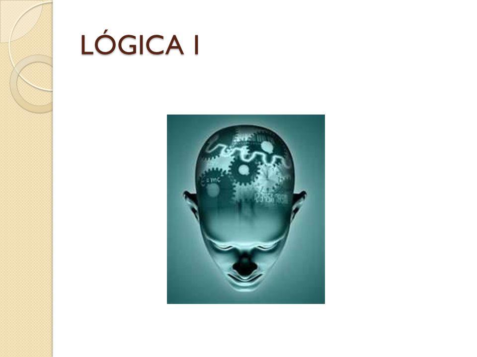 LÓGICA I