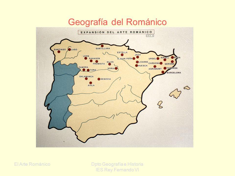 Geografía del Románico