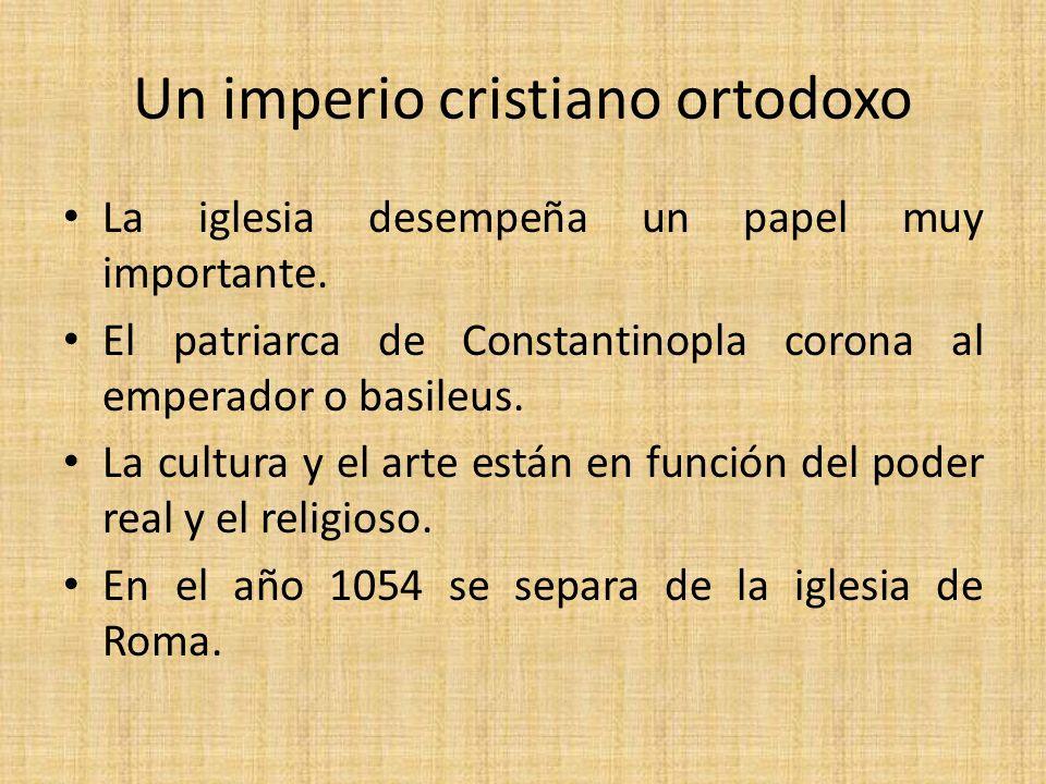 Un imperio cristiano ortodoxo