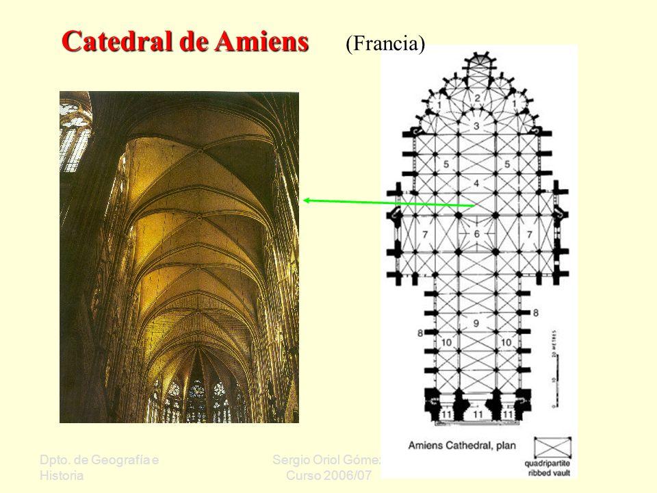 Catedral de Amiens (Francia)