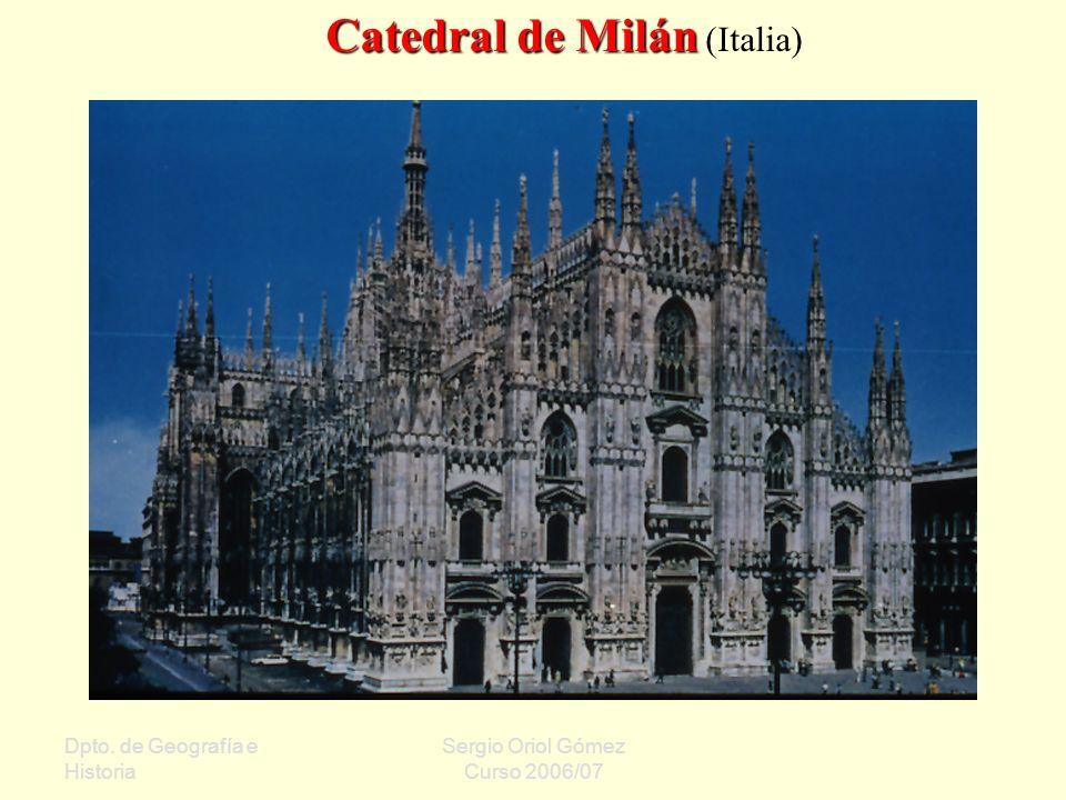 Catedral de Milán (Italia)