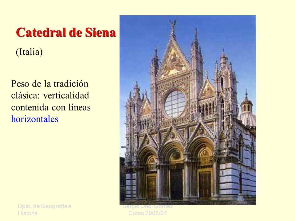 Catedral de Siena (Italia)