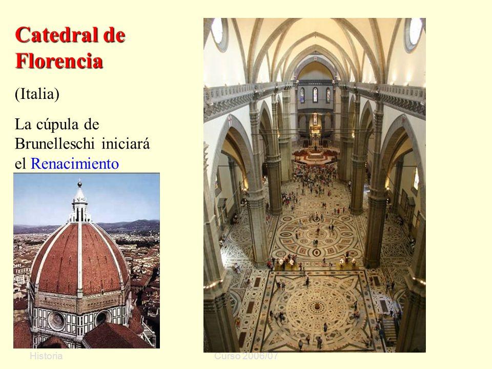 Catedral de Florencia (Italia)