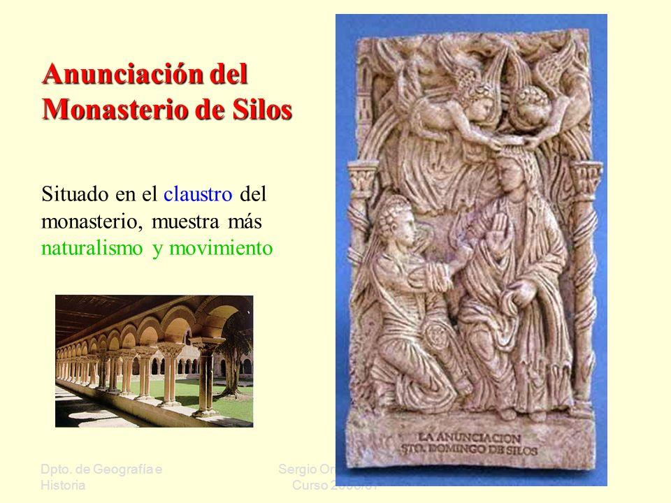 Anunciación del Monasterio de Silos