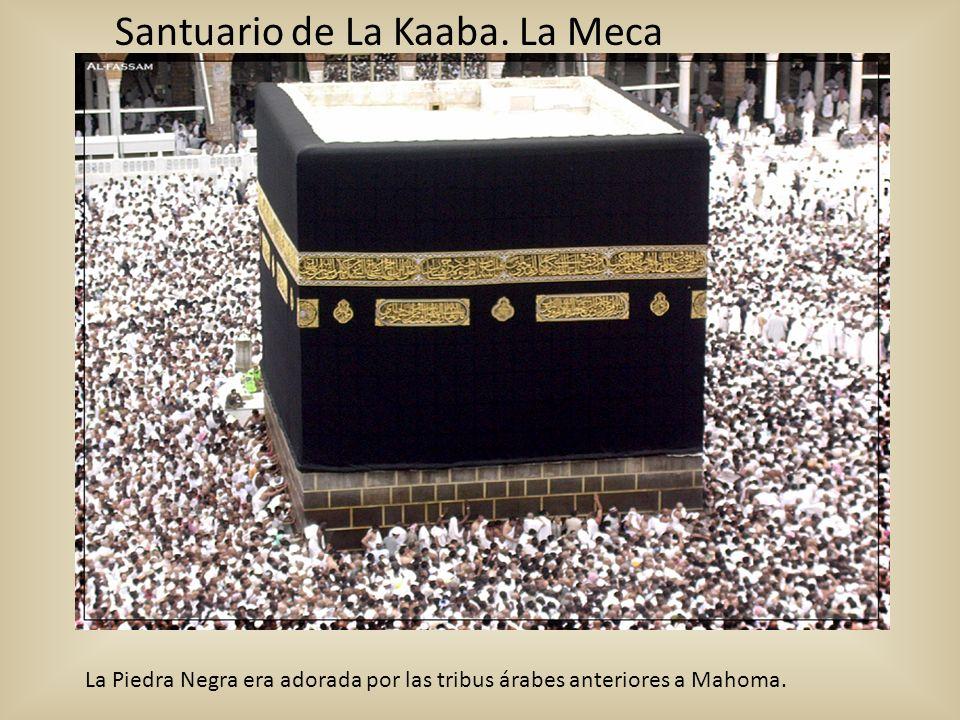 Santuario de La Kaaba. La Meca