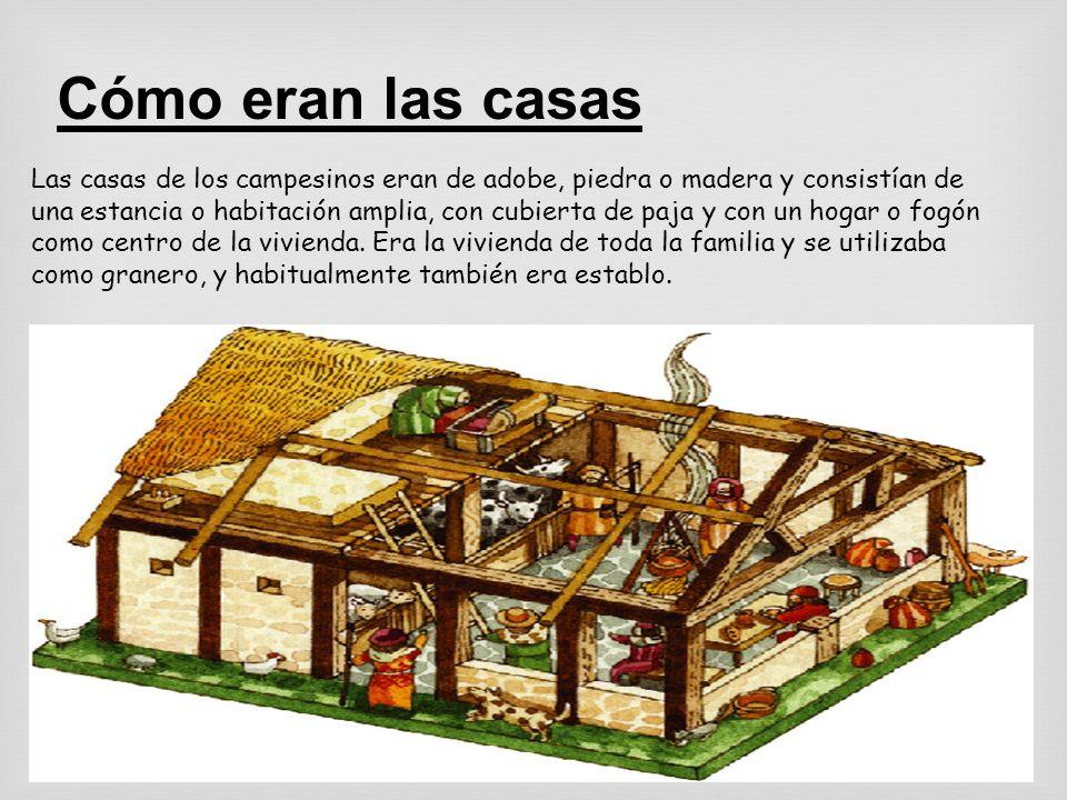 La ciudad de la poca feudal ppt descargar Como eran las casas griegas