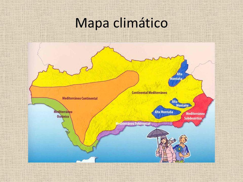 Mapa climático