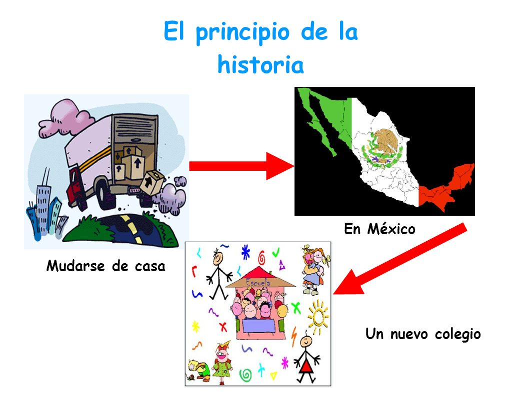 El principio de la historia