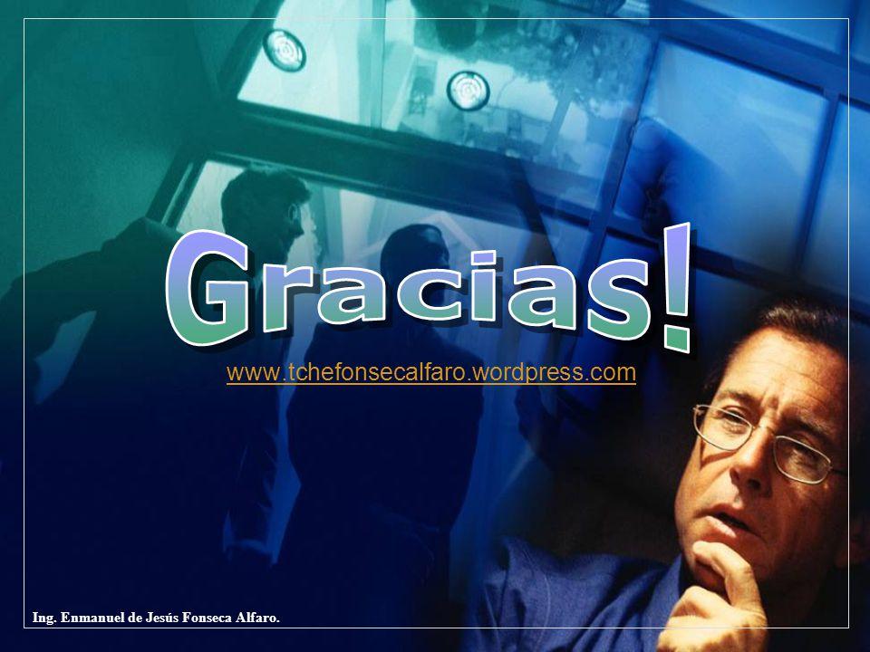 Gracias! www.tchefonsecalfaro.wordpress.com