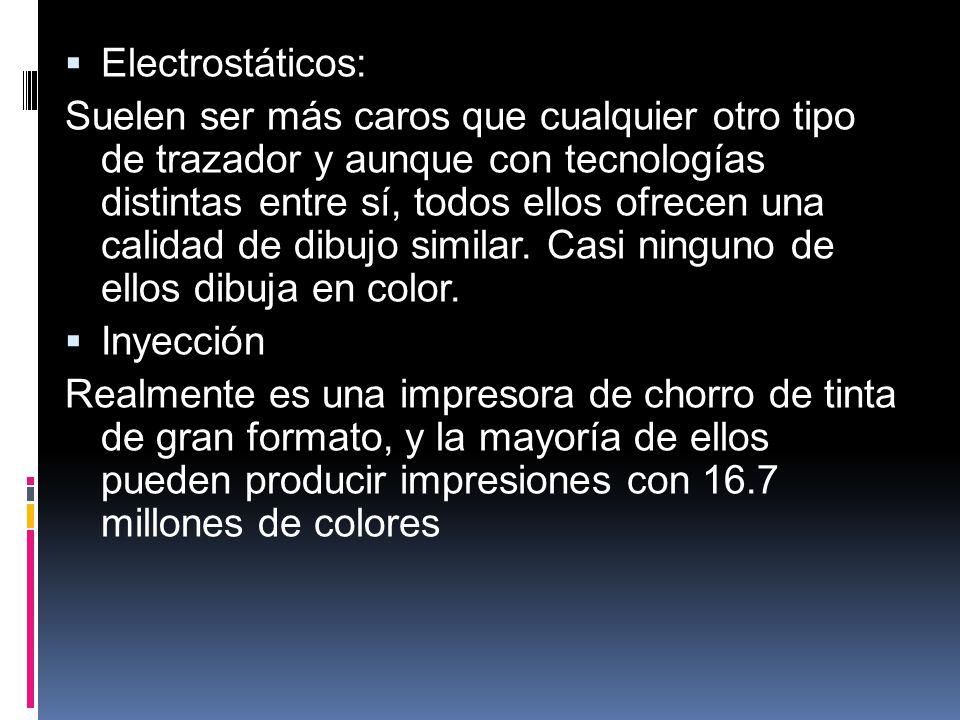 Electrostáticos: