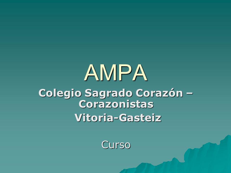 Colegio Sagrado Corazón – Corazonistas Vitoria-Gasteiz Curso