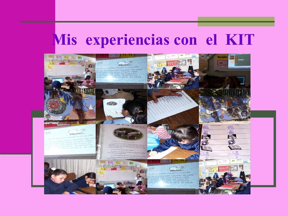 Mis experiencias con el KIT