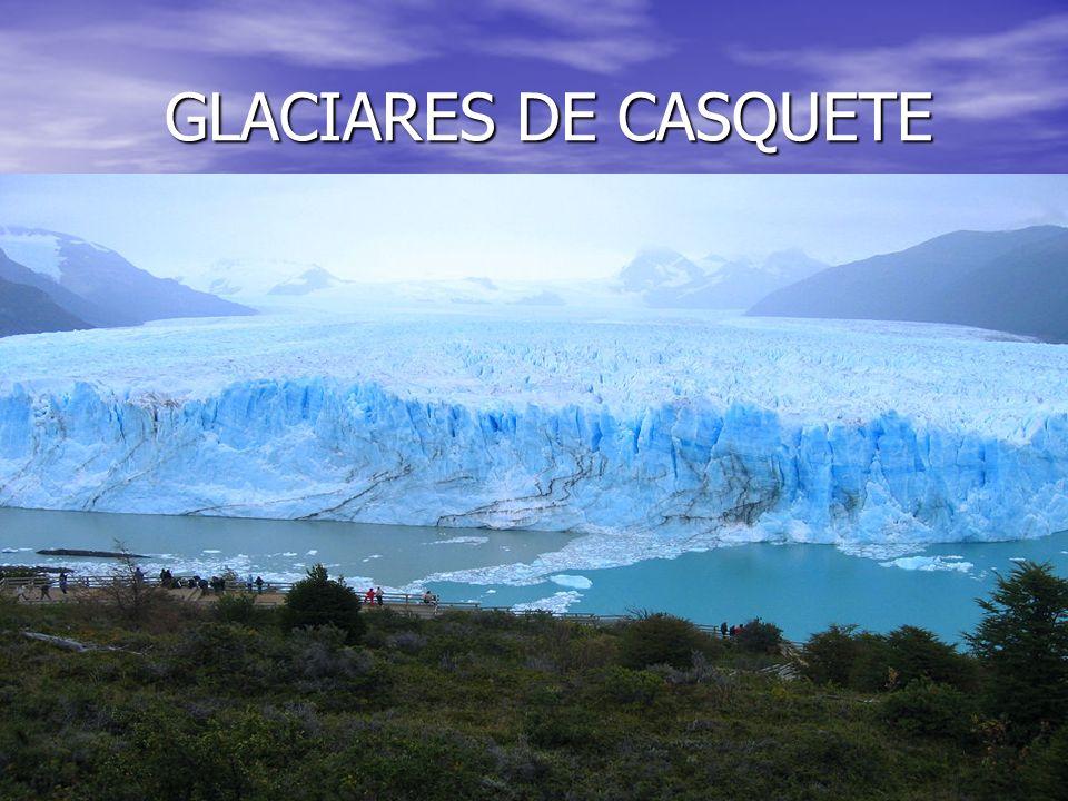 GLACIARES DE CASQUETE