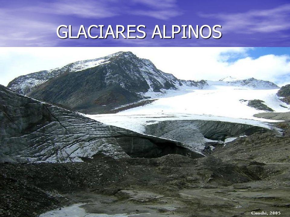 GLACIARES ALPINOS