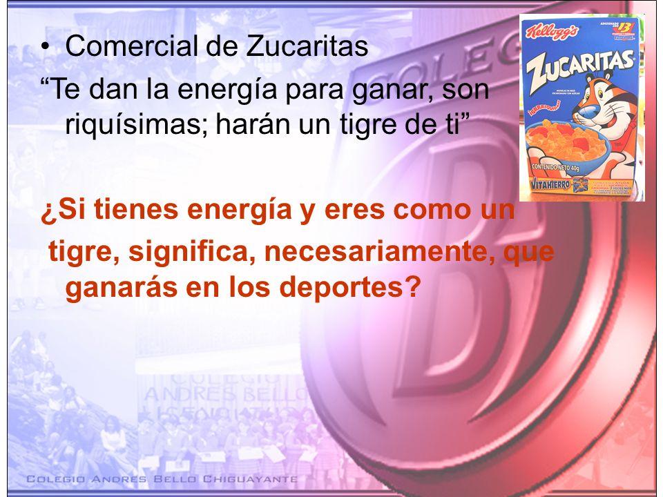 Comercial de Zucaritas