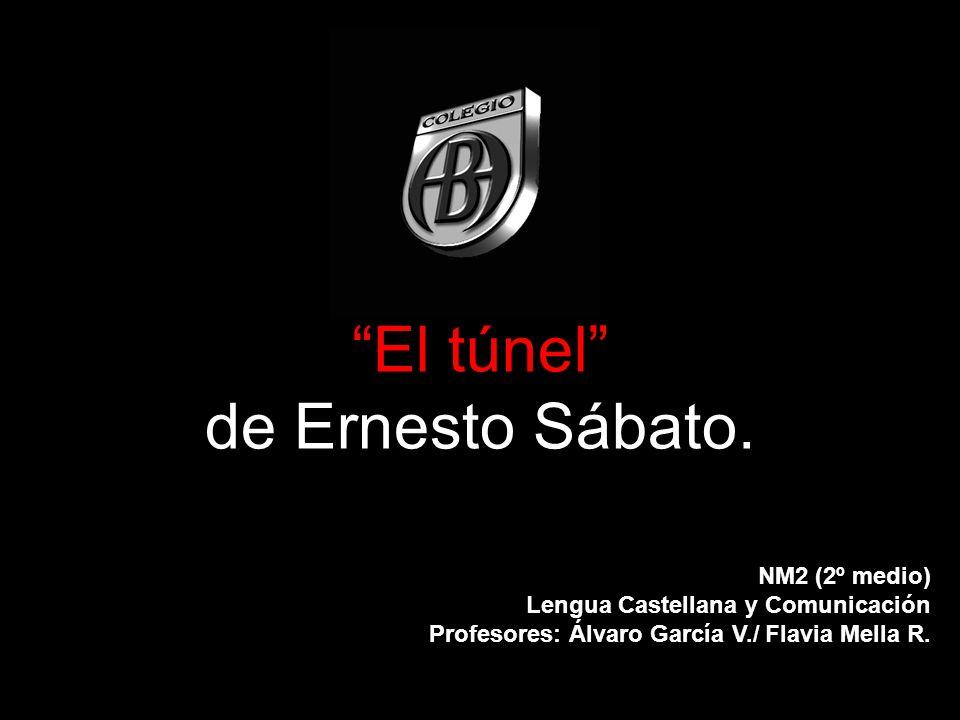 El túnel de Ernesto Sábato.