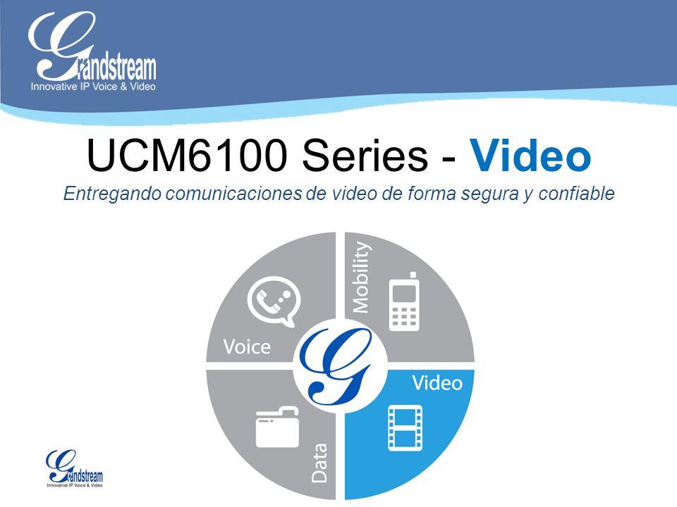 Entregando comunicaciones de video de forma segura y confiable
