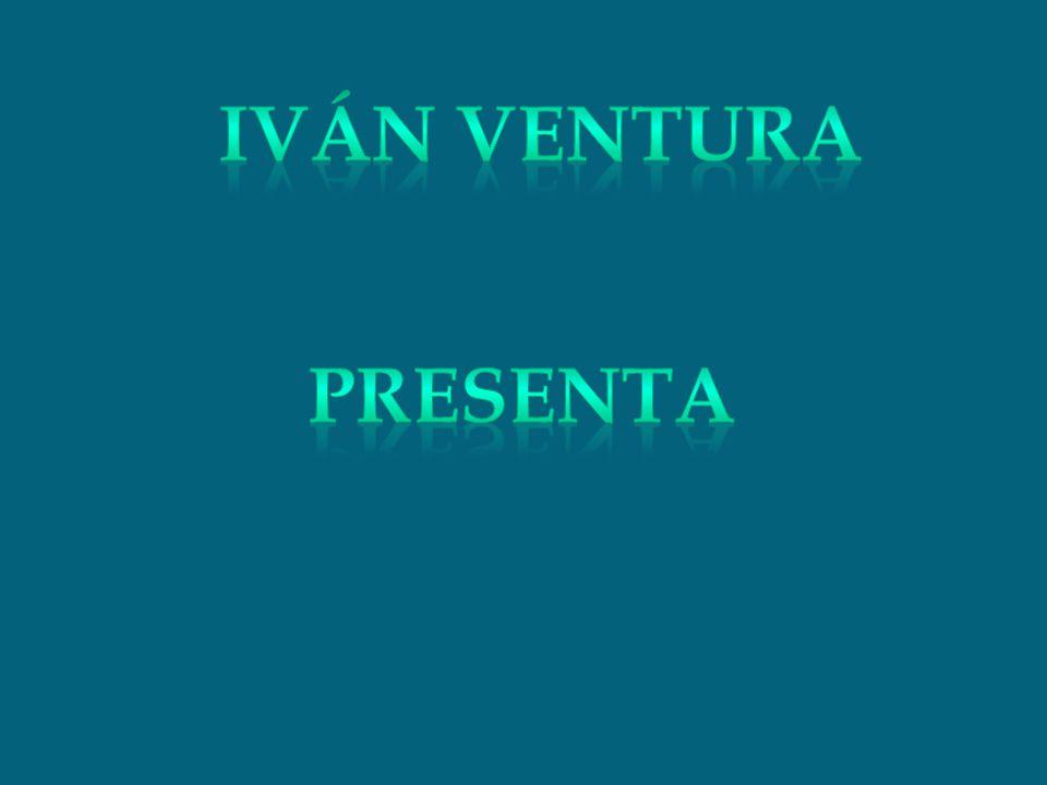 Iván ventura presenta