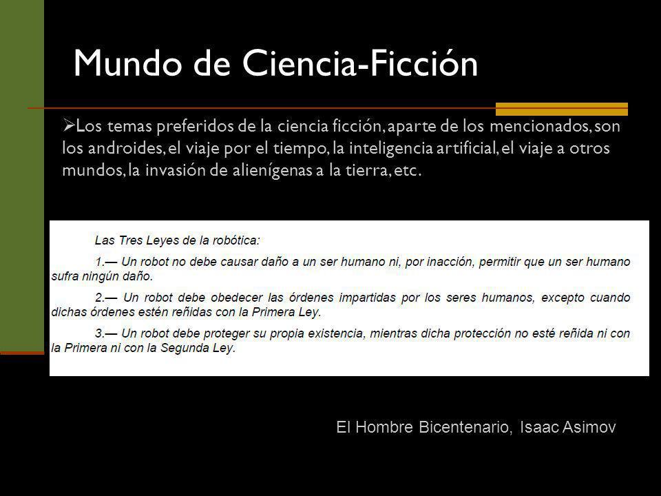 Mundo de Ciencia-Ficción