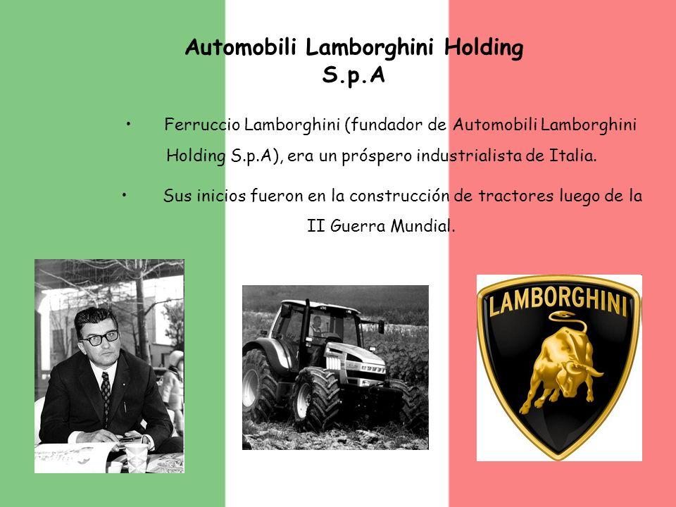 Automobili Lamborghini Holding S.p.A