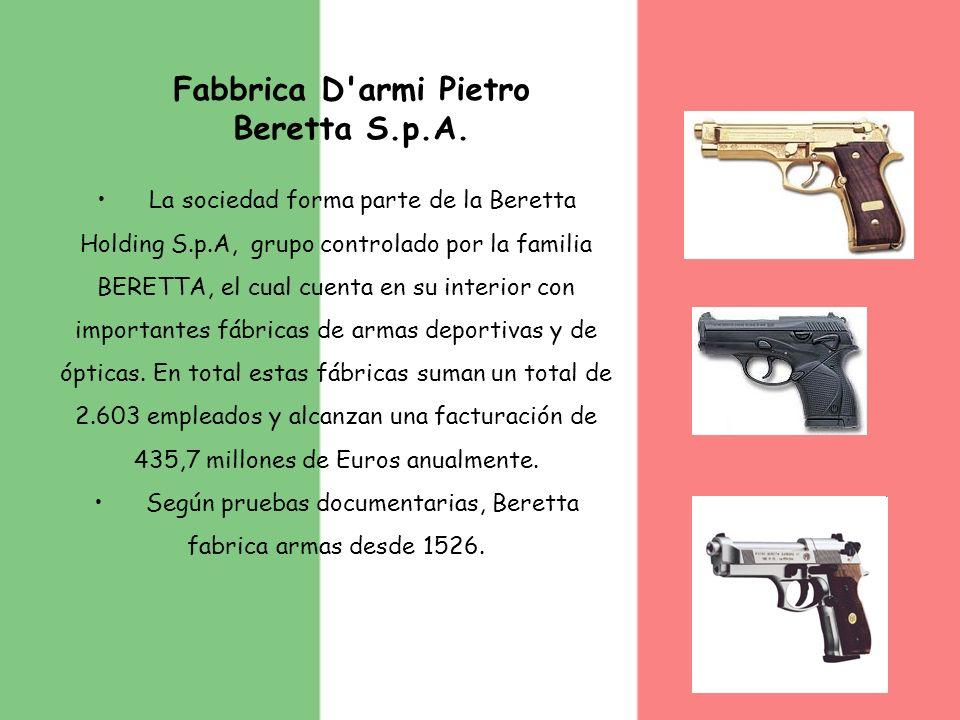 Fabbrica D armi Pietro Beretta S.p.A.