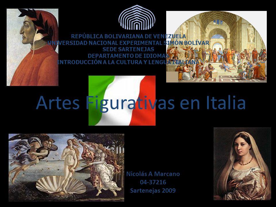 INTRODUCCIÓN A LA CULTURA Y LENGUA ITALIANA