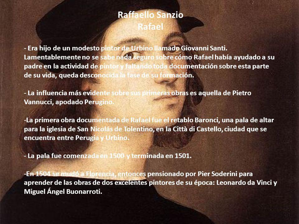 Raffaello Sanzio Rafael