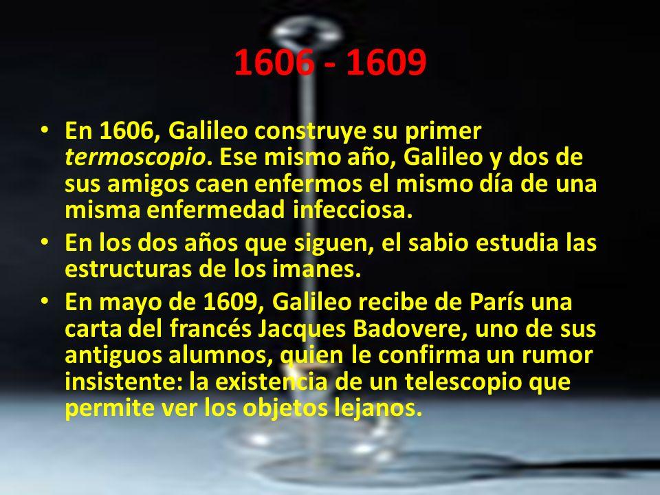1606 - 1609