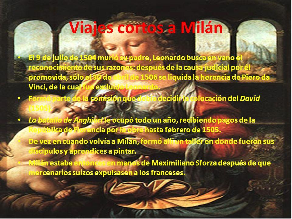 Viajes cortos a Milán