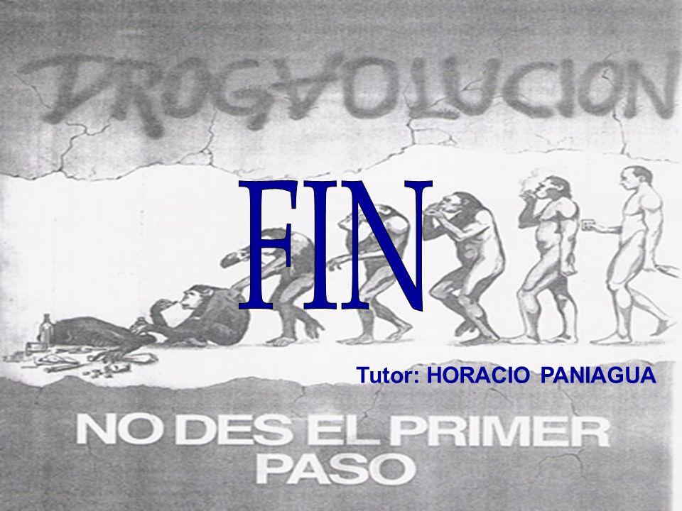 FIN Tutor: HORACIO PANIAGUA