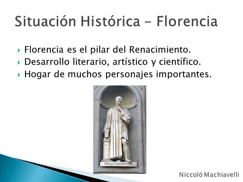 Situación Histórica - Florencia
