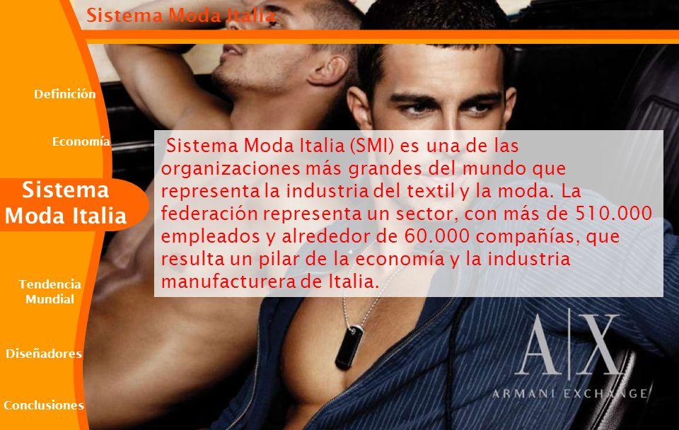 Sistema Moda Italia Sistema Moda Italia